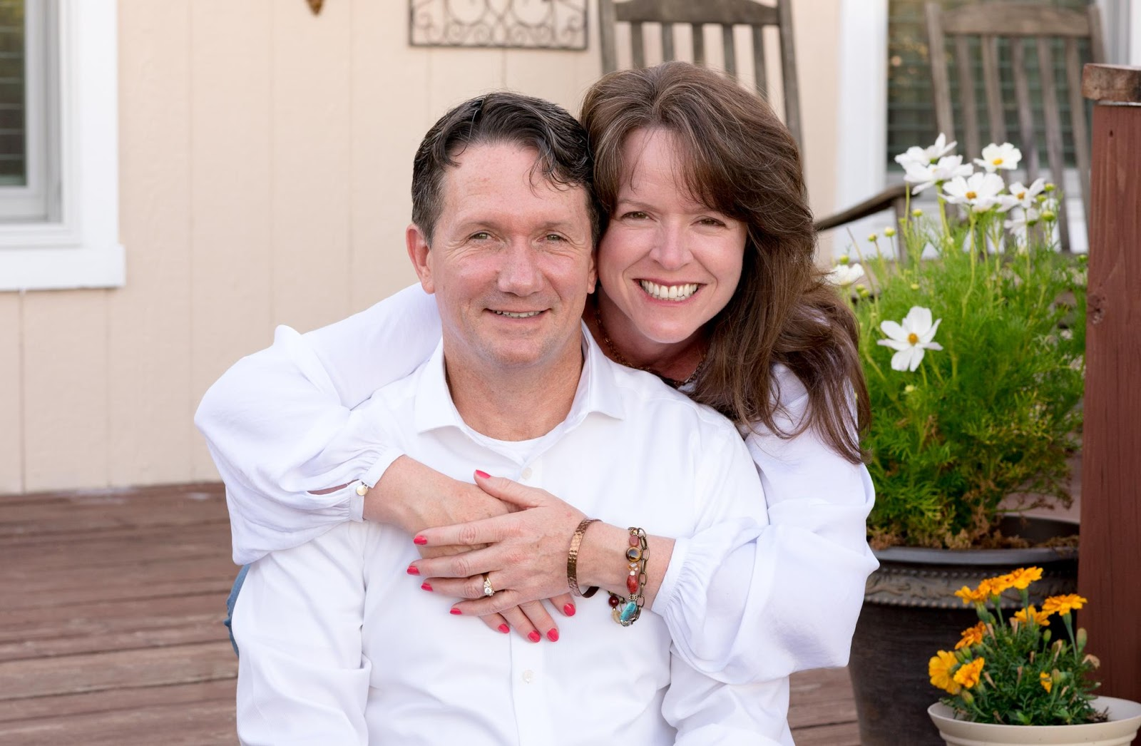 Floyd and Melissa Sheldon